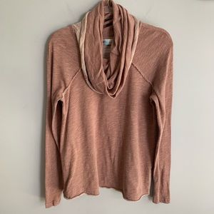 Free People FP Beach Cocoon Cowl Neck One Body Top